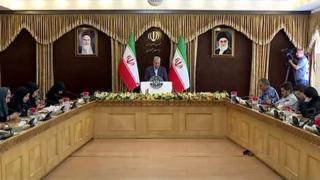 دولت ایران میگوید بهیار روستای چنار محمودی مسئولانه عمل کرده است