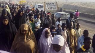 Shia Muslims for Kaduna