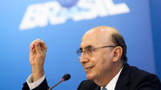Ministro Henrique Meirelles (Fazenda)