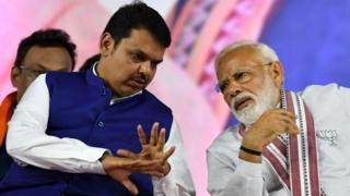 देवेंद्र फडणवीस, नरेंद्र मोदी, महाराष्ट्र विधानसभा चुनाव