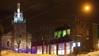 Pusat Kebudayaan Islam Quebec