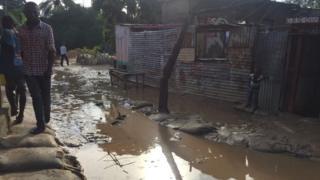 Des pluies diluviennes se sont abattues dans la nuit de mercredi à jeudi dans la capitale