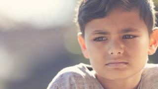 Young Aboriginal boy, file image