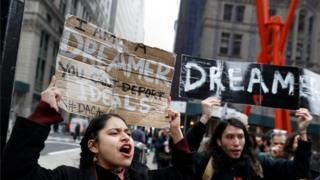 Immigration effort to protect Dreamers collapses in US Senate