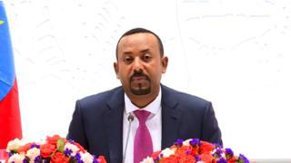 Raisul wasaaraha Itoobiya Dr Abiy Axmed
