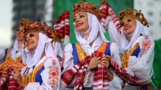 В Минске открываются II Европейские игры