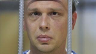 Ông Golunov tại tòa án hôm 8/6