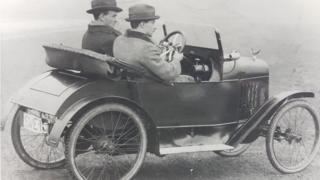 Skeoch utility car
