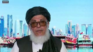 كبير مفاوضي طالبان