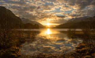Loch Shiel in Glenfinnan