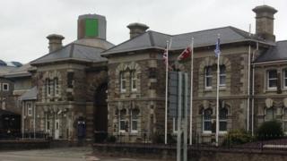 Swansea prison