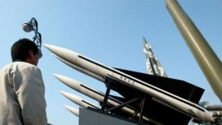 Сыноодон өткөрүлгөн ракета жаңы үлгүдө болгону азырынча белгисиз (сүрөт архивден).