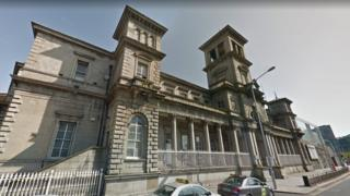The woman brought the gun into Dublin's Connolly train station