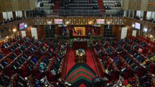 Kenya parlamentosu