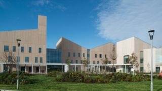 Dumfries and Galloway Royal Infirmary, Dumfries (£212m) - Ryder Architecture for NHS Dumfries and Galloway