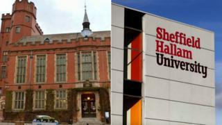 University of Sheffield and Sheffield Hallam University