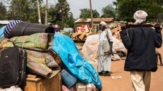 centrafrique, violences, ali darass, minusca