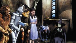 Muuqaal ku jira filimka the Wizard of Oz