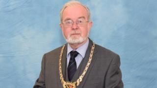 Provost Tom Coleman