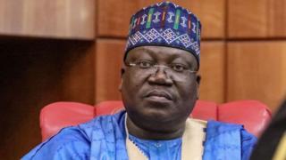Lawan - Senate presido for Nigeria