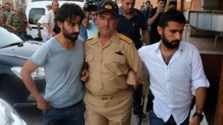 Tutuklanan Akdeniz Bölge ve Garnizon Komutanı Tuğamiral Nejat Atilla Demirhan