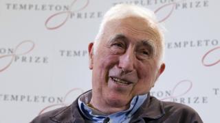 Jean Vanier: Founder of L'Arche dies aged 90