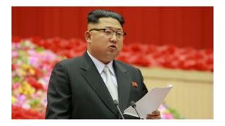Hogaamiyaha Kuuriyada Waqooyi, Kim Jong-un