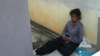 Adelina, TKI di Malaysia