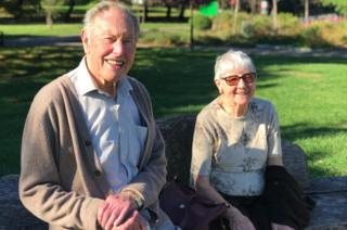 Martin and Gwen recent
