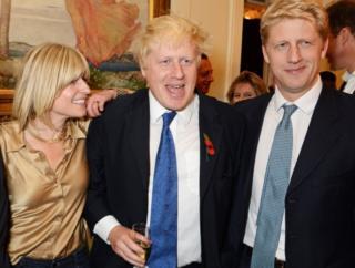 Boris The Bombastic Brexit Buffoon  - cover