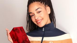Jorja Smith (courtesy of the Brit Awards)