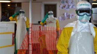 Mu mwaka uheze Ebola yahitanye 40