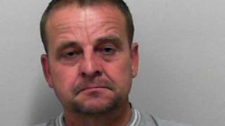 Jonathan Bristow, of Shoreditch in Taunton, convicted rapist