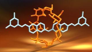 Moleküller