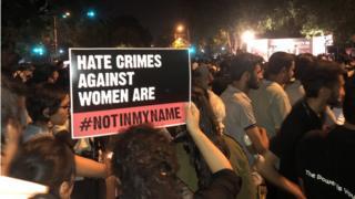विरोध प्रदर्शन, कठुआ, उन्नाव, रेप, बलात्कार, यौन हिंसा, प्रदर्शन