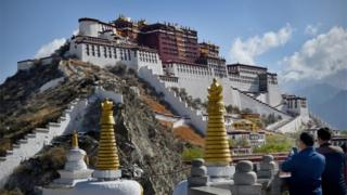 Métis Nation Saskatchewan - Potala Palace in Lhasa, Tibet