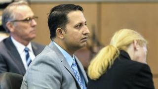 Nouman Raja in court