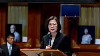 Tổng thống Đài Loan Thái Anh Văn