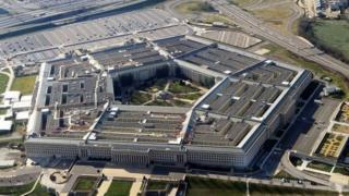 美国国防部——五角大楼