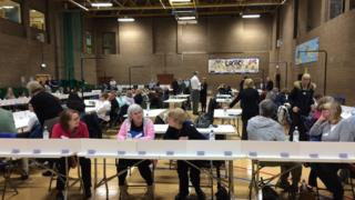 The count in Letchworth