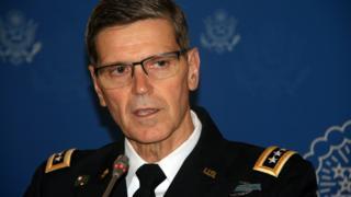 جوزف ووتل، فرمانده ستاد فرماندهی مرکزی آمریکا