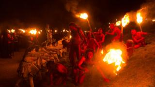 Beltane Fire Festival