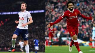 Harry Kane/ Mohamed Salah