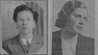 Dorothea Weber and Hedwig Bercu