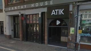 Atik nightclub in Oxford
