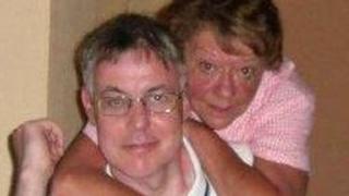 Ian MacDonald and Kathleen Cook