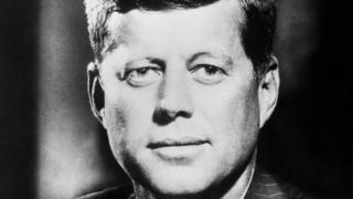 Джон Кеннеди в 1962 году