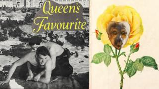 Joe Orton book covers