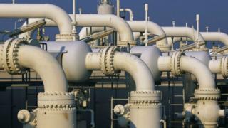helium pipeline