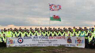 215 (Swansea) Squadron